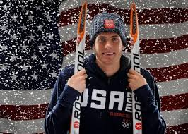 Tim Burke, who could become the first American ever to medal in the biathlon.