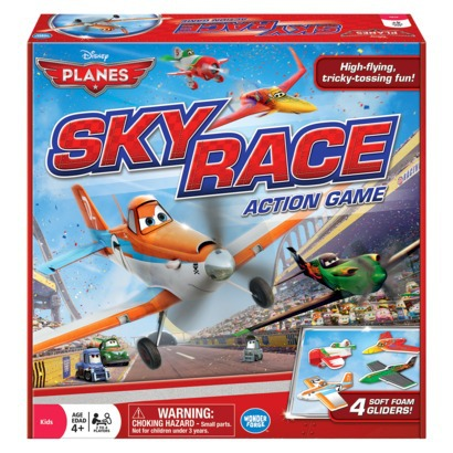 Disney Planes Sky Race game
