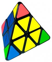 Oh, by the way, this is a Pyraminx