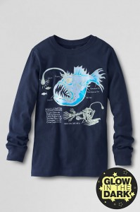 lands end angler fish