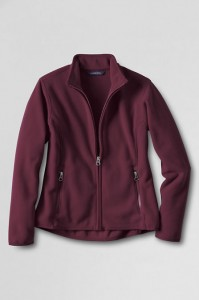 lands end fleece