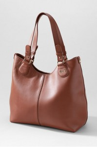 lands end handbag